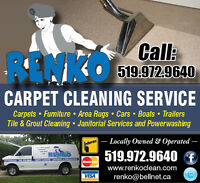 RENKO CARPET CLEANING