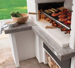 Pizza oven, Barbecue all in 1