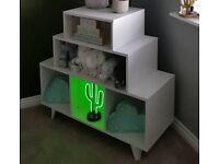 Next White Shelving/Display unit