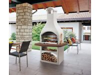 Luxury Masonry BBQ / Barbeque: Tirrenia 2 by Palazzetti