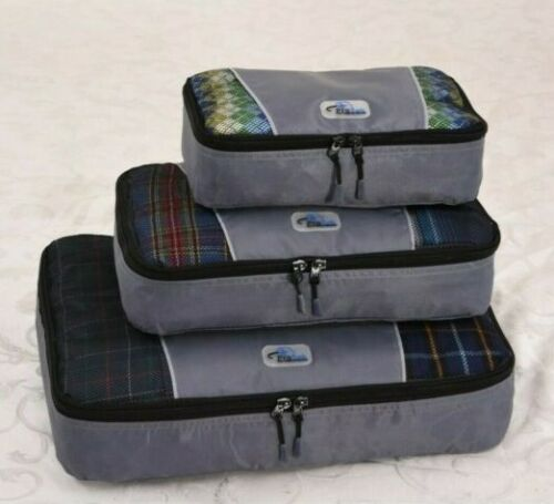3pc Packing Cubes set, Suitcase, Luggage Organizer for Travel & Home Storage Use