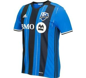 Impact Montreal soccer jerseys season 2016-17 home color