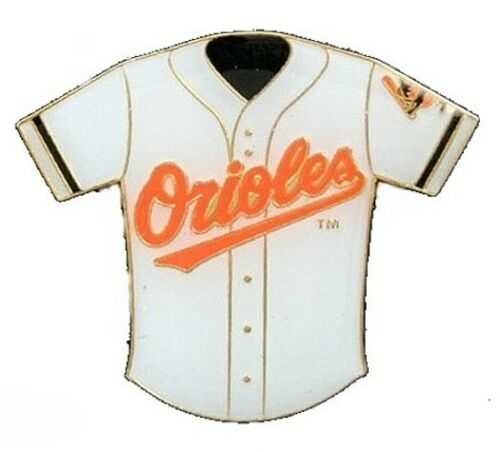 Baltimore Oriole Mlb Baseball Jersey Design Sports Pin Licensed By Aminco