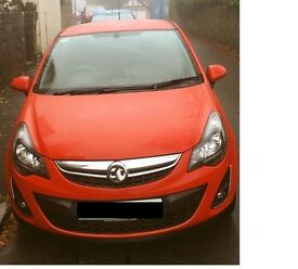 Vauxhall Corsa 1.2sxi 2013 (looking for quick sale)