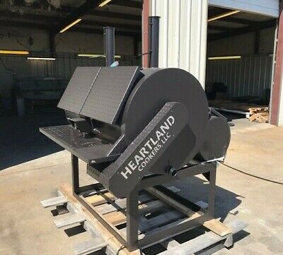 Heartland Cookers Llc L3648 Rotisserie - 400lb Capacity - Call Before You Buy
