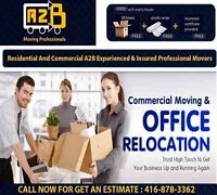 Affordable Mover-10%OFF New Clients--Call Now