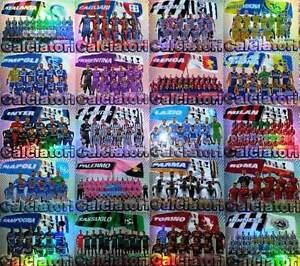 CARDS SPECIALI SQUADRE CALCIATORI PANINI 2014 - 2015 FUORI RACCOLTA (a scelta) - Italia - CARDS SPECIALI SQUADRE CALCIATORI PANINI 2014 - 2015 FUORI RACCOLTA (a scelta) - Italia