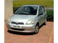 Swap toyota yaris mot march 2017