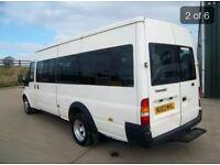 Minibus & Driver