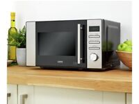 De'Longhi AM82 Standard Microwave - Stainless Steel