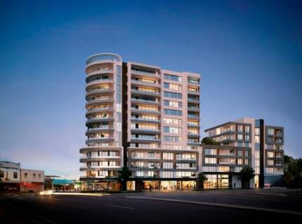 """Hurstville """"Hill street project VIP stage 1, 2, 3 beds +PROMOTION"""