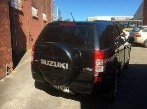 2008 Suzuki Grand Vitara JT MY08 Upgrade (4x4) Black 5 Speed Manual Wagon Sandgate Newcastle Area Preview