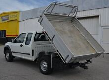 2006 Holden Rodeo RA White 5 Speed Manual Extracab East Rockingham Rockingham Area Preview