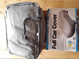 Car cover by Streetwise size small
