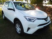 2016 Toyota RAV4 ASA44R GX AWD White 6 Speed Automatic Wagon Berrimah Darwin City Preview