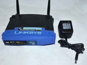 Routeur Linksys WRT54GL