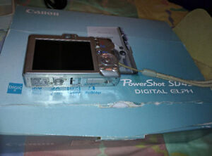 Canon Power Shot SD 450 Camera - REDUCED ONLY $40 Kingston Kingston Area image 2