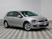 2014 Volkswagen Golf AU MY15 90 TSI Comfortline Grey 7 Speed Auto Direct Shift Hatchback Morley Bayswater Area Preview