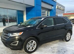 2015 Ford Edge SEL AWD Leather, Panoramic sunroof