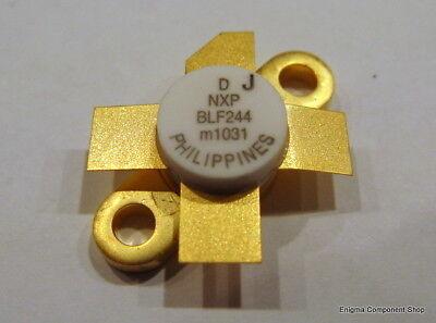 Genuine Philipsnxp Blf244 Rf Mosfet Transistor. Uk Seller - Fast Dispatch