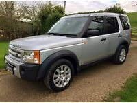 2004 Land Rover Discovery 3 SE 2.7 TDV6 Automatic