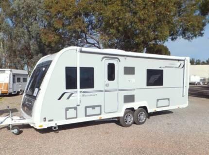 2013 Elddis 22'10 Buccaneer Clipper Caravan Parafield Gardens Salisbury Area Preview