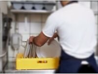 Experienced kitchen porter to start in Notting Hill