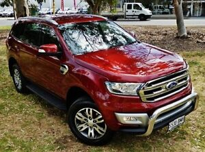 2016 Ford Everest Sunset Semi Auto Wagon Hendon Charles Sturt Area Preview