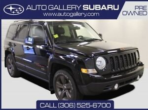 2016 Jeep Patriot 75th Anniversary   LEATHER TRIMED SEATS   REMO