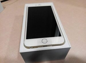 Brand New Gold IPhone 6 Plus 16Gb Unlocked-And-Wind Compatible