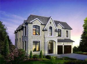 PRE CONSTRUCTION HOUSE FOR SALE IN MARKHAM