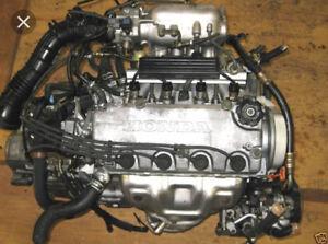 D16y8 intake manifold/ Head