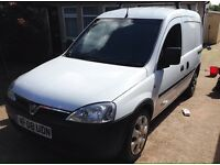 Vauxhall combo 1.7 cdti 2008 75k fsh 1 owner swap Px