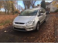 """2009 FORD S-MAX EDGE 1.8 TDCI 7 SEATER """"DRIVES VERY GOOD + GREAT FAMILY CAR + MUST BE SEEN"""""""
