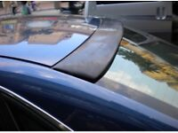 Audi A4 B7 rear window spoiler