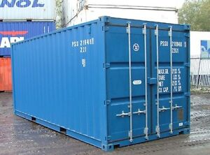 Wanted: Shipping Container