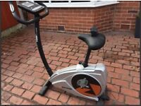 York aspire exercise bike. Excellent condition