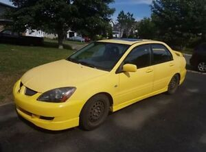2005 lancer ralliart. To drive or for Parts