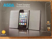 Travel Speakers for I pod and I Phone