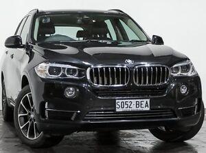 2014 BMW X5 F15 xDrive30d Black 8 Speed Sports Automatic Wagon Rozelle Leichhardt Area Preview