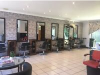HAIRDRESSER or NAIL TECHNICIAN rent a chair wanted