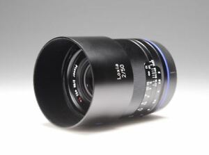 Loxia 50mm f2 E-Mount Lens Sony