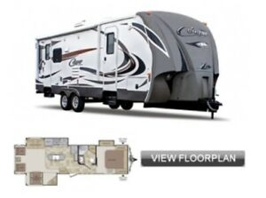 2014–31 ft travel trailer for sale for
