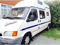 URGENT FORD MOTORHOME CAMPERVAN MUST GO TODAY