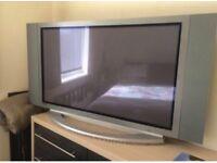 """Very Large 42"""" plasma tv"""