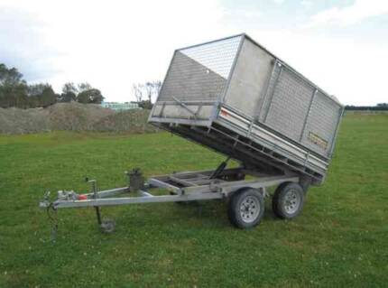 WANTED Tipping tandum trailer with rego nsw please consider unreg Sydney City Inner Sydney Preview