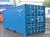 NEW CONTAINERS, Rental purchase opt. 250-962-7570.