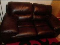 Sofa + Armchair for Sale