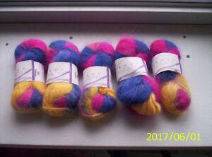 Price Drop - Lorna's Laces Hand-dyed Angel Angora Yarn
