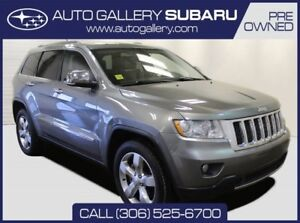 2012 Jeep Grand Cherokee OVERLAND | TOP OF THE LINE | EXCELLENT
